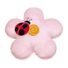 Grriggles Flutter Bugs Jumbo Dog Toy - Ladybug