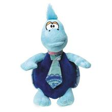 Grriggles Fresh Water Turtles Dog Toy - Blue