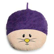 Grriggles Fruities Dog Toy - Grape