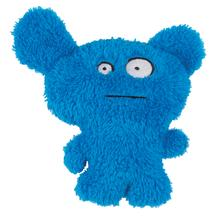 Grriggles Furzies Dog Toy - Blue