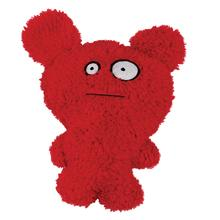 Grriggles Furzies Dog Toy - Red