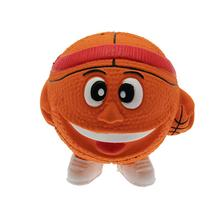 Grriggles Game Day Guy Dog Toy - Basketball