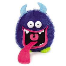 Grriggles Grunting Buglies Dog Toy - Dark Blue