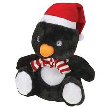 Grriggles Jolly Snugglers Dog Toy - Penguin