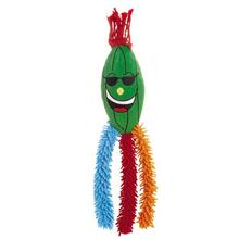 Grriggles Pickle Pals Dog Toy - Red Hair