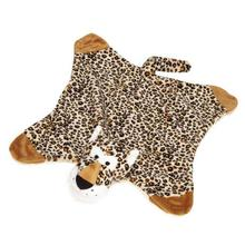 Grriggles Savannah Snugglers Dog Toy - Cheetah