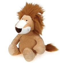 Grriggles Wild Hearts Dog Toy - Lion