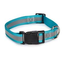 Guardian Gear Brite Reflective Dog Collar - Bluebird
