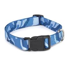 Guardian Gear Camo Dog Collar - Blue