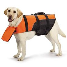 Guardian Gear Deluxe Pillow Pet Life Preserver - Orange