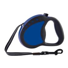 Guardian Gear Reflective Retractable Dog Leash - Royal Blue