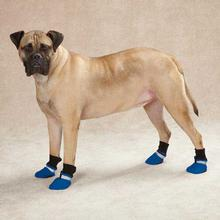 Guardian Gear Weatherized Fleece Dog Boots - Blue