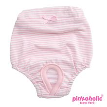Guinevere Dog Sanitary Pants by Pinkaholic - Pink