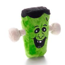 Halloween Topper Dog Toy - Frankenstein