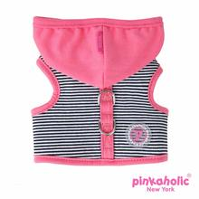 Harper Pinka Dog Harness by Pinkaholic - Pink