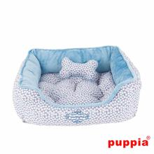 Hawthorn Dog Bed by Puppia - Blue
