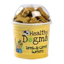 Healthy Dogma Lamb and Carrot Barkers Dog Treats