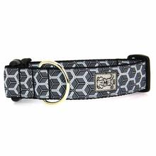 Hexacomb Wide Clip Adjustable Dog Collar