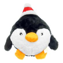 Holiday Brainey Dog Toy - Penguin