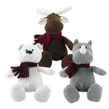 Holiday Corduroy Toys