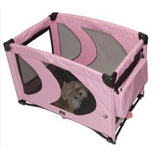 Home N Go Pet Pen - Pink Ice