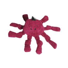 Huggle Hounds Octo Knotties Toy - Violet