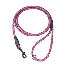 Hurtta Mountain Rope Dog Leash - Raspberry