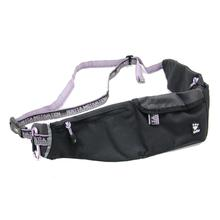 Hurtta Running Belt - Purple Trim