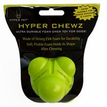 Hyper Chewz Bumpy Ball Dog Toy