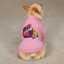 I'm With My BFF Dog T-Shirt - Pink