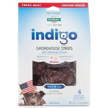 indigo Smokehouse Strips Dog Treats - Chicken
