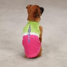 Inspirational Dog Tank by Zack & Zoey - Love
