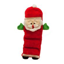 Invincible Santa Mat Dog Toy