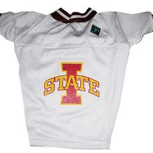 Iowa State Cyclones Dog Jersey - White