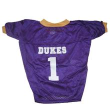 James Madison Dukes Dog Jersey