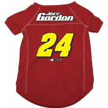 Jeff Gordon NASCAR Dog Jersey - Red