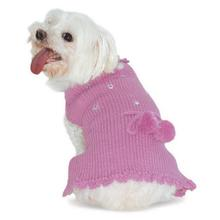 Jewel Dog Sweater Dress by Dogo