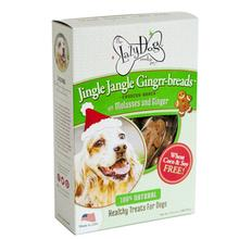 Jingle Jangle Gingrr-breads Dog Treats