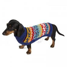 Joyful Life Alpaca Sleeveless Dog Sweater