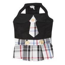 Junior Dog Dress by Puppia - Black