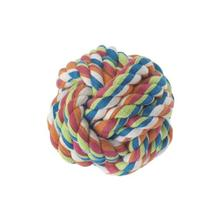 KaleidoRope Ball Dog Toy
