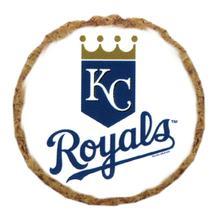 Kansas City Royals Dog Treat Cookie