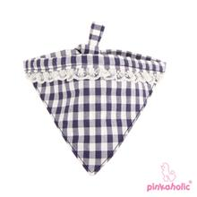 Keira Dog Bandana by Pinkaholic - Navy
