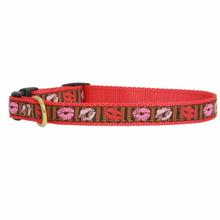 Kisses Dog Collar by Up Country