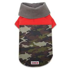 KONG Camo Dog Jacket - Red