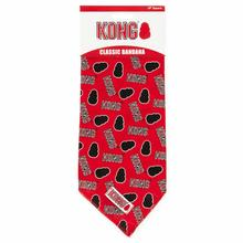 KONG Classic Dog Bandana - Red
