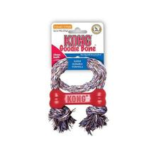 Kong Goodie Bone with Rope Dog Toy