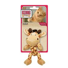 Kong Safari BraidZ Cat Toy - Giraffe