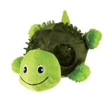 KONG Shells Dog Toy - Turtle