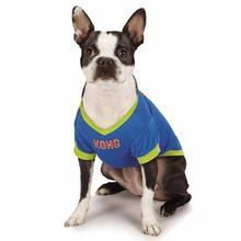 KONG Sports Dog Jersey - Blue